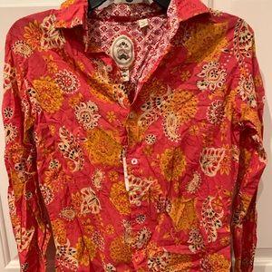 Ganesh 10th Anniversary Collared Shirt